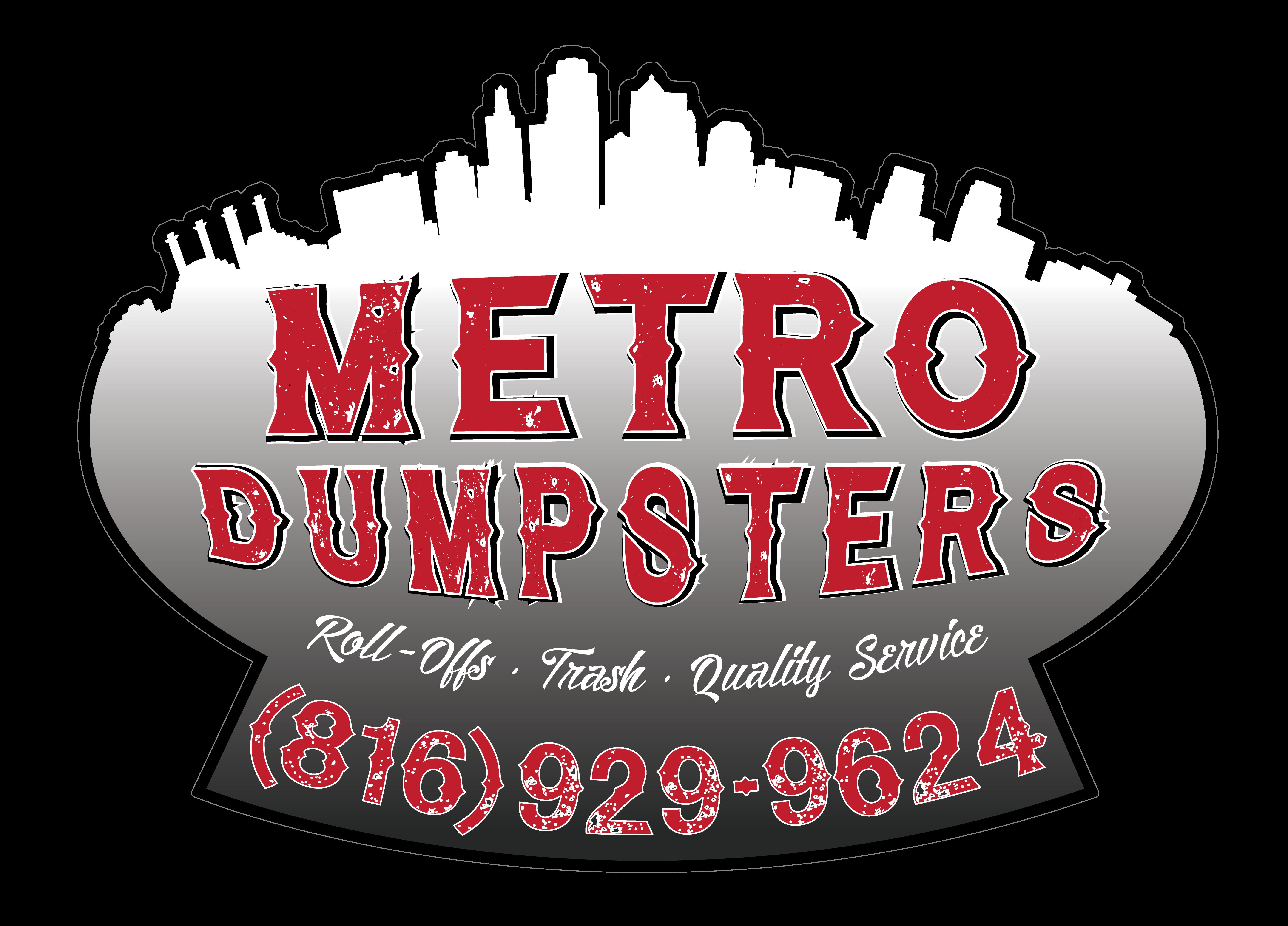 Metro Dumpsters Rental Logo